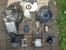 Job Lot of Yamaha 9.9hp 15hp Outboard Engine Parts 2 Stroke