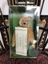 Vintage Steiff Dickie Bear Margaret Woodbury Strong Museum Original Box