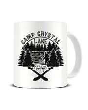 Camp Crystal Lake Friday The 13th - Horror Movie Classic - Tea And Coffee Mug