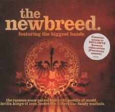 Various Rock(CD Album)The New Breed-VG