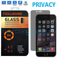 Premium Privacy Real Tempered Glass Film Screen Protector for iPhone 6s/6s Plus