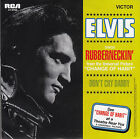 """ELVIS PRESLEY Rubberneckin' & Don't Cry Daddy PICTURE SLEEVE RED VINYL 7"""" 45 NEW"""