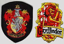 Britisch- Harry Potter Kollektion Hogwarts House Of Gryffindor Wappen Aufnäher