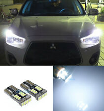 2Pcs T10 LED Side Parking Light For Mitsubishi Asx Lancer 10 Pajero Outlander