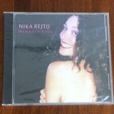 Nika Rejto - Midnight Kiss CD - New - Factory Sealed