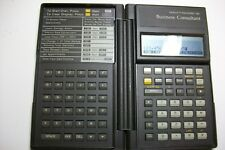Hewlett-Packard Hp-18C Business Consultant Calculator.