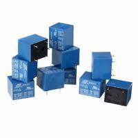 5pcs/10pcs SONGLE SRD-05VDC-SL-C Power Relay T73-5V DC 5V 10A 5 Pin Type set