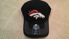 Denver Broncos 47BRAND Blue Closer Stretch Fit Hat