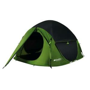 New Eurohike Pop 400 DS Quick Pitch Waterproof 4 Person Tent