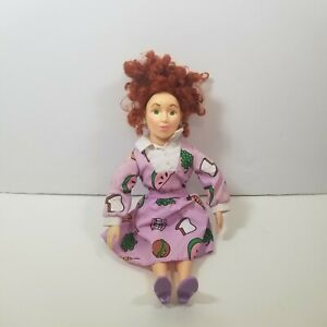 Ms. Frizzle Doll The Magic School Bus 1995 Kenner