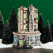 Dept 56 Clark Street Automat #58954 3-D Scene Mint in Box Christmas In The City