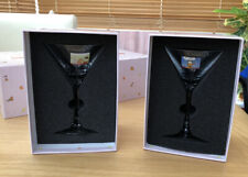 More details for palace x garfield martini glass x2 - set