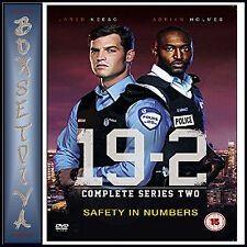 19-2 COMPLETE SERIES 2  *BRAND NEW DVD***
