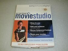 Sony Pictures Digital - Screenblast Movie Studio - Retail Box. Software Sealed