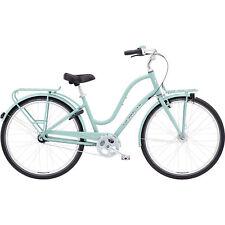 "Electra Townie Commute 7i EQ Mineral Blue Lady City Urban Bike 28"", Retro Design"