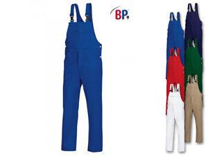 BP Latzhose 1413 060 Arbeitshose 24-114 Handwerkerhose Herrenhose Blaumann