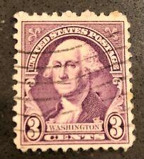 George Washington 3 cent stamp