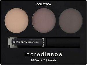 CollectionIncrediBROW  Eyebrow Kit - Blonde