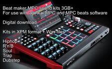 More details for daw beat maker drum samples kits hip hop trap soul dubstep wav