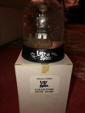 Lost In Space Classic Series B9 Robot snow globe based on 1968 Aurora kit 228/5k