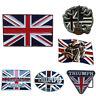 England Retro Cowboy Style Britain Flag Zinc-Alloy Pin Buckle For 38-40mm Belt