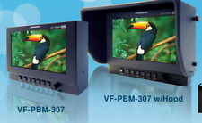 "Plura VF-PBM-307 Viewfinder Package for HITACHI Broadcast Cameras ONLY ~ 7"" HDTV"