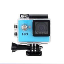 SDXC/SDHC/SD Waterproof Mini HD Camcorders