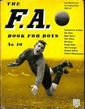 The FA Book for Boys Number 10, F A BOOK FOR BOYS 1957, Good Condition Book, ISB
