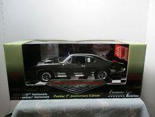 1/18 PERFORMANCE YEARS ENTERPRISES BLACK CHROME 1968 PONTIAC GTO