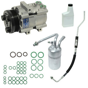 New A/C Compressor and Component Kit for Mustang