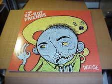 LP:  THE EX-BOY FRIENDS - Disease  NEW UNPLAYED + download PUNK
