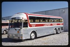 Original Bus Slide Ohio Eagle 10 Lakefront Trailways 8248 1986 Kodak Kodachrome