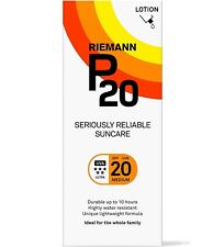 Riemann P20 SPF 20 200ml Once A Day Sun Protection