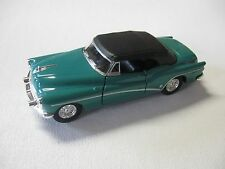 1:38 SCALE WELLY 1953 BUICK SKYLARK SOFT TOP DIECAST PULLBACK W/O BOX