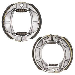 NICHE Brake Shoe Set for Kawasaki KLX110 KLX110L 41048-1141 41048-1083 Complete