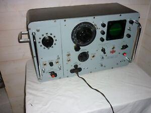 Ancien WOBULOSCOPE 232 Metrix , vobulateur , vobulator ... 1966 *