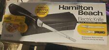 Hamilton Beach Electric Knife with Storage Case