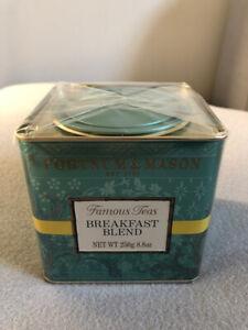 New & sealed Fortnum & Mason Breakfast Blend Loose Tea 250g BB 31/03/23