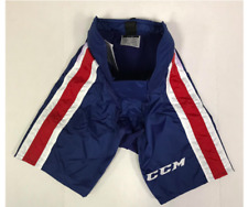 New CCM PP90C Ice Hockey Pro Return AHL Pant Shell Sr Small Royal Laval Rockets