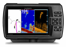 Garmin Striker 7cv GPS CHIRP ClearVu Fishfinder + CV20-TM Transducer