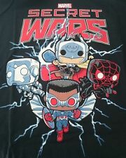 Marvel Collector Corps - Funko Secret Wars T Shirt Thor Size XL - NWT