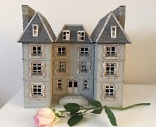 """French Chateau 1:48th 1/4"""" Dolls House Kit"""