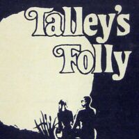 Talley's Folly Playbill August 1980 Debra Mooney Jordan Charney  Musty Smell