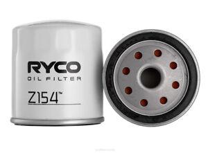 Ryco Oil Filter Z154 fits Holden Astra 1.6 CD (LD), 1.6 CD (TR), 1.8 SRi (TR)...