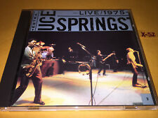 BRUCE SPRINGSTEEN cd LIVE hits (disc 2) DARKNESS EDGE TOWN nebraska BORN IN USA