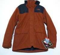 The North Face ALLIGARE THERMOBALL GORE-TEX TRICLIMATE Ski Jacket Brandy Brown M