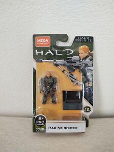Mega Construx Halo Infinite MARINE SNIPER Female Heroes Series 12 2020 New