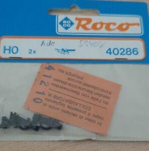 Roco H0 40286 Kurzkupplungsköpfe mit Vorentkupplung für Ade,Röwa in OVP