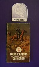 Vintage Louis L'Amour Western Paperback Callaghen *ShipDeals* Build-A-Lot