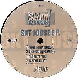 Skynet - Sky Joose EP - Slam - 1994 #108579